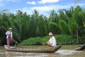 Tour du lịch Tiền Giang - Bến Tre 1 ngày 295.000