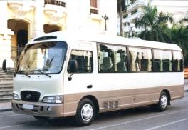 Cho thuê xe du lịch 29 chỗ