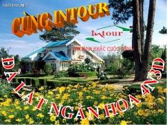 Tour du lịch Đà Lạt 4 ngày 3 đêm lễ 30-4