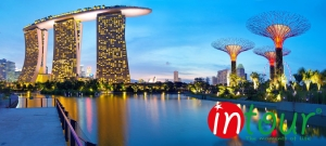 Tour du lịch Singapore - Garden By The Bay - Sentosa 7.700.000Đ (3N2Đ)