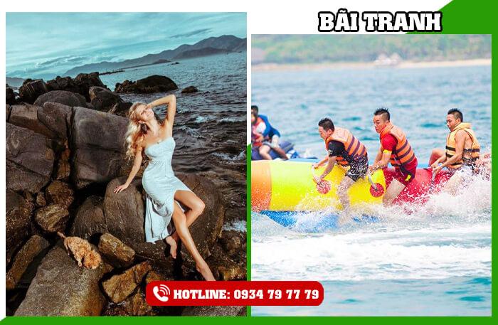 Tour du lịch Nha Trang - Đảo Khỉ - Hòn Lao - Hòn Thị (3N3Đ) 1.850.000Đ