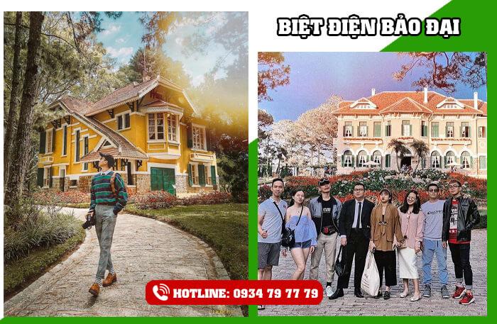 Tour du lịch giá rẻ Đà Lạt 1.290.000Đ (2 ngày 3 đêm) - Giá rẻ nhất VN