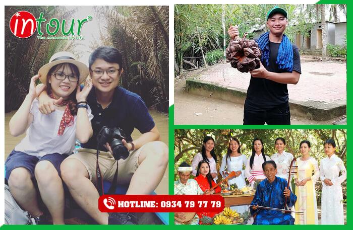 Tour Đà Lạt đi Tiền Giang - Bến Tre - Cần Thơ - Châu Đốc Rừng Chàm Trà Sư (3N2Đ)
