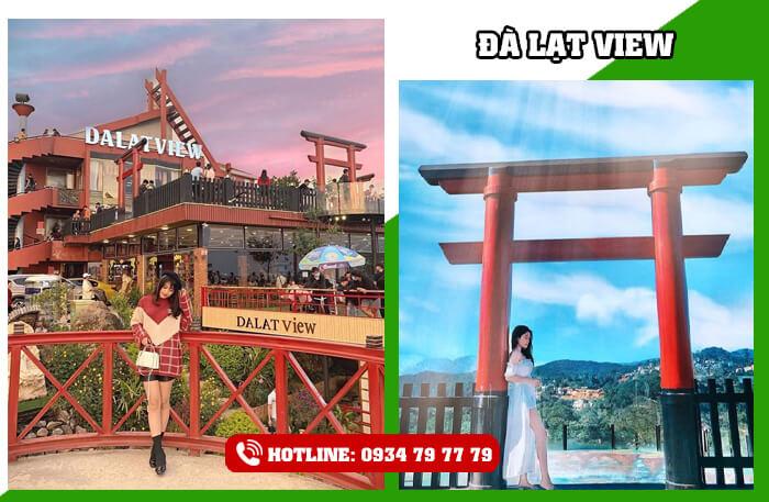 Tour du lịch Đà Lạt (3 ngày 2 đêm) 1.990.000Đ lễ 30/4 - 01/05 - Giá rẻ nhất VN