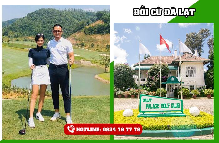 Tour du lịch Đà Lạt - Sân Golf Đồi Cù (3 ngày 2 đêm)