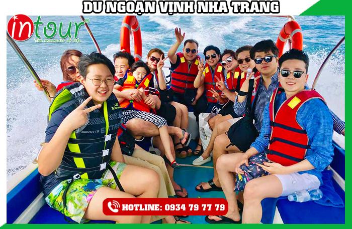 Tour Teambuilding Long An đi Nha Trang 1.690.000Đ (03 ngày 03 đêm)