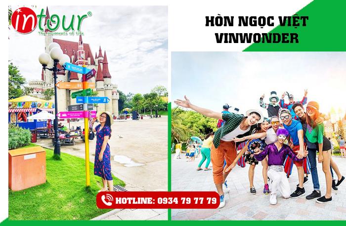 Hòn Ngọc Việt – Vinpearland Nha Trang