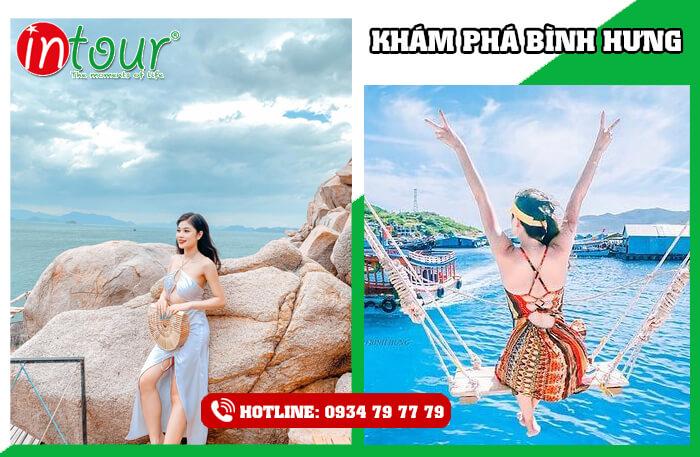 Tour Teambuilding Đà Lạt đi Ninh Chữ - Đảo Bình Hưng 1.650.000đ (2 ngày 1 đêm)