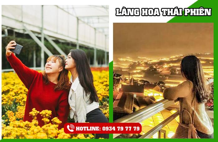 Tour du lịch giá rẻ Đà Lạt (3 ngày 3 đêm) 1.590.000Đ