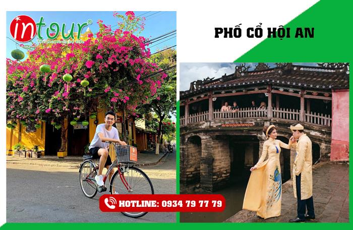 Tour du lịch Đà Nẵng - Hội An - Bà Nà - Huế - Phong Nha (5N4Đ) 3.350.000Đ