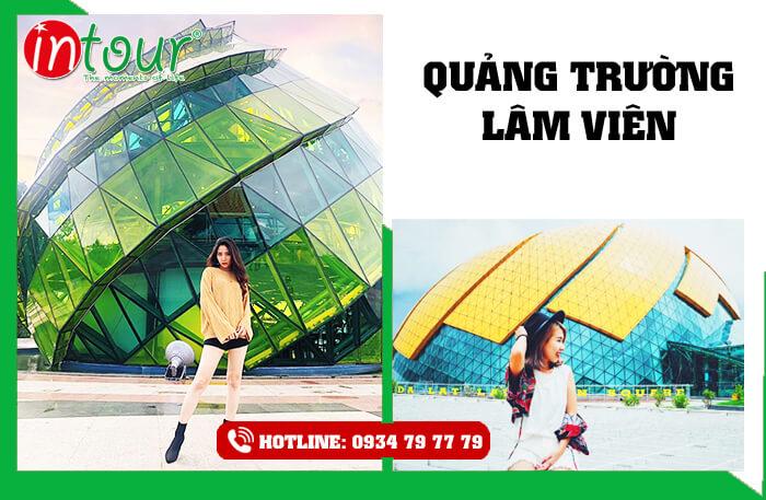 Tour du lịch giá rẻ Vĩnh Phúc  - Đà Lạt 1.680.000Đ (3 ngày 2 đêm)