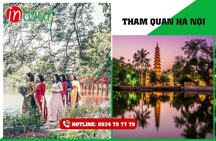 Tour du lịch Nha Trang - Khánh Hòa đi Hà Nội - Tràng An - Đảo Kông - Bái Đính - Hạ Long - Yên Tử (4 ngày 3 đêm)