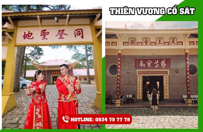 Tour du lịch Đà Lạt đi bằng máy bay 1.650.000Đ (03 ngày 02 đêm)