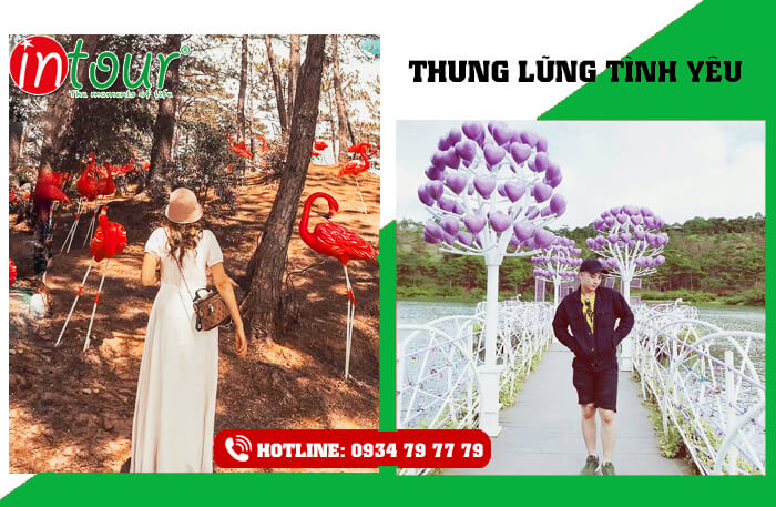 Tour du lịch giá rẻ Đà Lạt 1.490.000Đ (3 ngày 2 đêm) - Giá rẻ nhất VN
