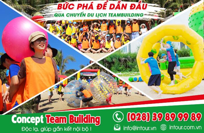 Tour Teambuilding Bến Cát - Bình Dương đi Phan Thiết - Mũi Né 1.300.000Đ (02 ngày 01 đêm)