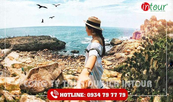 Tour Ninh Chữ - Vịnh Vĩnh Hy 3 ngày 3 đêm