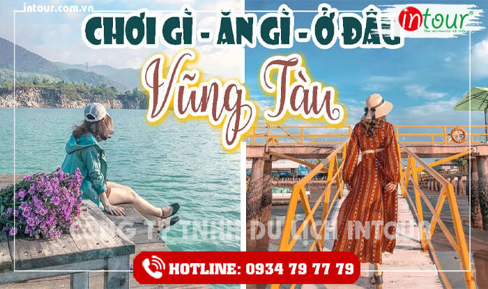 Tour Teambuilding - Bình Châu- Vũng Tàu