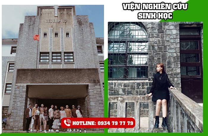 Tour du lịch Tây Ninh - Đà Lạt (03 ngày 03 đêm) 1.690.000Đ