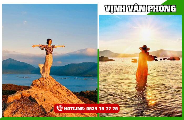 Tour Nha Trang - Vịnh Vân Phong (4 ngày 3 đêm)