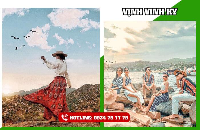 Tour Teambuilding Đà Lạt đi Ninh Chữ - Vịnh Vĩnh Hy 1.550.000Đ (2 ngày 1 đêm)